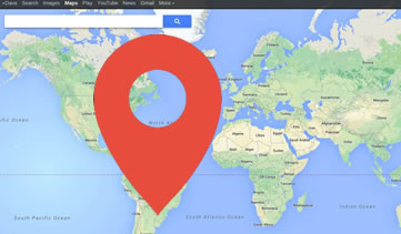 Como Marcar Um Local no Google Maps