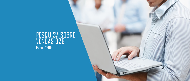 Pesquisa sobre Vendas B2B no Brasil