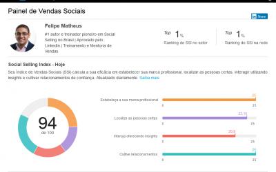 Revelado! Os ingredientes da fórmula SSI do LinkedIn